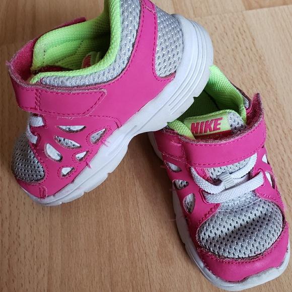 Nike Shoes Baby Tennis Size 6c Fusion Run 2 Poshmark
